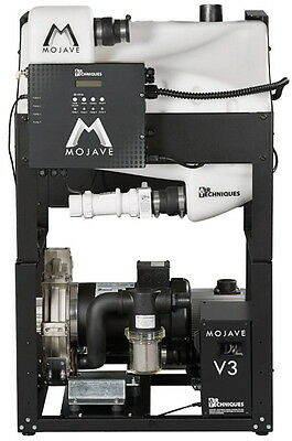 NEW Air Techniques Mojave V3 Dry Vac Vacuum Pump 10 gal Tank MMC Dental Dentist