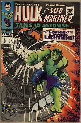 Tales To Astonish #97 - FN-