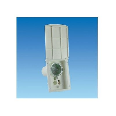Filtapac Filter Housing complete with Filter - White - FL105
