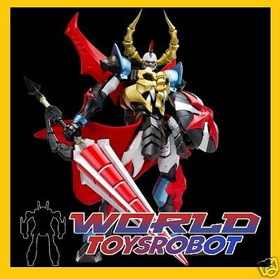 Sentinel Metamor-Force Gaiking The Knight Nuovo Disponibile!!!.