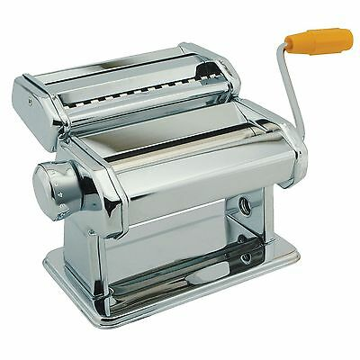 Pasta Machine Maker Cutter Italian 3 In 1 Spaghetti Stainless Steel Home Cooking