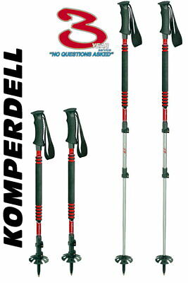 Komperdell T3 Thermogrip Foam III Power Lock Tourenstock