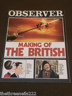 Observer - Making Of The British - July 4 1971