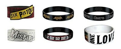 # MISFITS fiend skull - OFFICIAL RUBBER WRISTBAND danzig