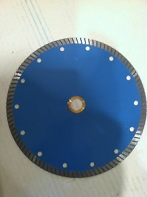 """7"""" Diamond blades for cutting porcelain and hard materials"""