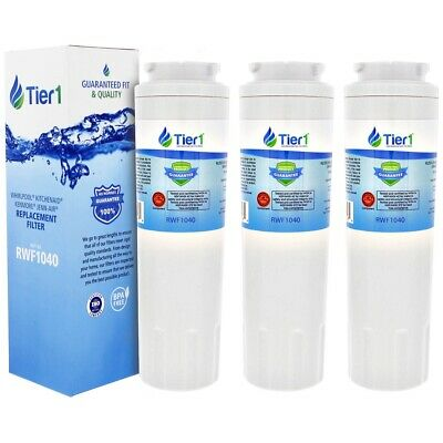 Fits Maytag UKF8001 EDR4RXD1 4396395 46-9006 Filter 4 Water Filter 3 Pack