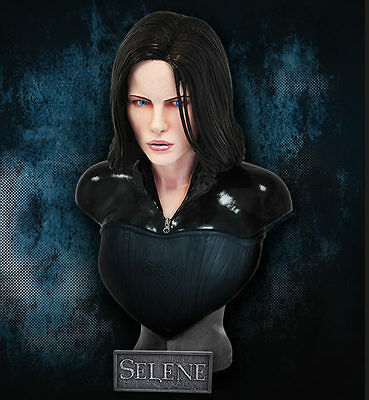 Hollywood Collectibles Group Exclusive Underworld Selene Lifesize Bust