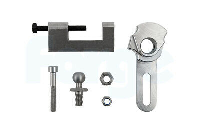Mini Cooper S F56 Forge Adjustable Short Shifter Quick Shift Kit - PN: FMSS2