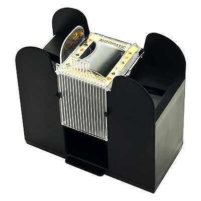 Casino 6-Deck Automatic Playing Card Shuffler (Free Expedited Shipping)