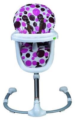 CREATIVE Baby THREE60 Modern STYLE High CHAIR. Both YOU & BABY Will LOVE IT!