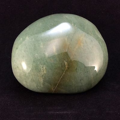 Green Aventurine Massage Therapy Stone-17-Emotional Balancer, Metaphysical