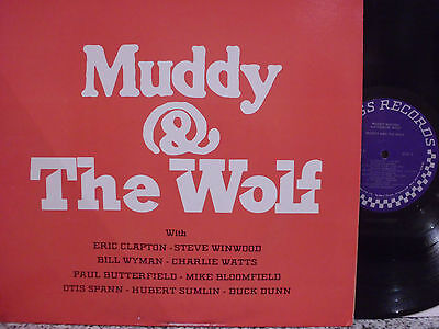 MUDDY WATERS AND HOWLIN´WOLF Muddy  & The Wolf USA 1984 CHESS  LP