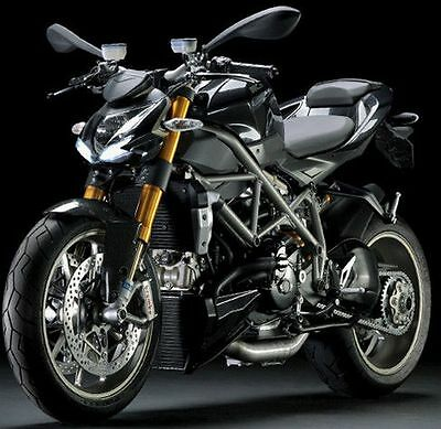 Manuale Officina DUCATI STREETFIGHTER S 2009-2011 Workshop Service Repair Data