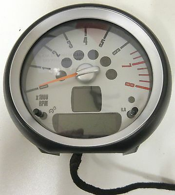 Genuine Used BMW MINI Rev Revolution Counter for R56 R55 R57 R58 R59 - 9178742