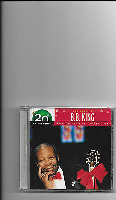 """B.B. KING, CD """"THE CHRISTMAS COLLECTION, 20th CENTURY MASTERS"""" NEW SEALED"""
