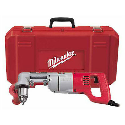 "Milwaukee 1/2"" D-Handle Right Angle Drill Kit 3107-6"