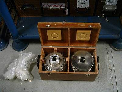 Barnet Instruments (Superb) Imperial Dead Weight Tester Weights SET