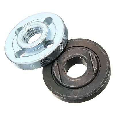 2PCS Replacement Angle Grinder Part Inner Outer Flange Set Fits for Makita 9523