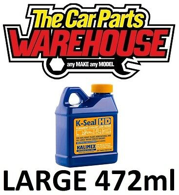 K-Seal™HD Permanent Coolant Leak Repair Cooling Systems Large 472ml Bottle Kseal