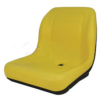 Yellow Seat for John Deere 4200 4210 4300 4310 4400 4410 4500 4510 4610 4700