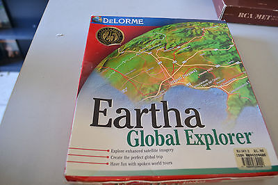 Delorme Eartha Global Explorer sw3