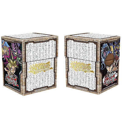Yu-Gi-Oh! Chibi Single Deck Box By Konami - Trading Card Case - New For 2015