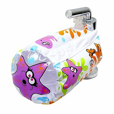 Emmay Kids Baby Bath Tap Water Soft Spout Cover Prevent Bump Bruise Trendy #057