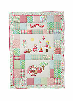 Room Seven Tagesdecke summer glamp 150x220 cm SO 2015 NEU