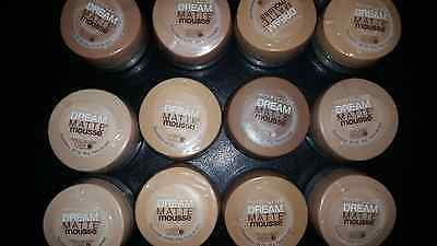 Maybelline Dream Matte Mousse Foundation, You Choose!