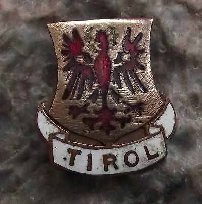 1920s tirol red eagle shield heraldic crest coat of arms tourist 1920s tirol red eagle shield heraldic crest coat of arms tourist pin badge malvernweather Image collections