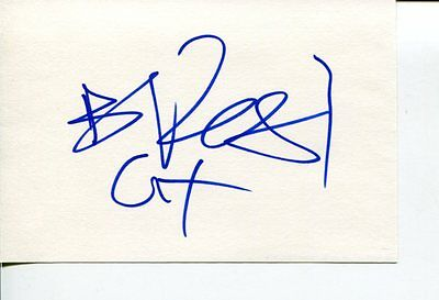 B-Real Louis Freese Cypress Hill Rapper Signed Autograph