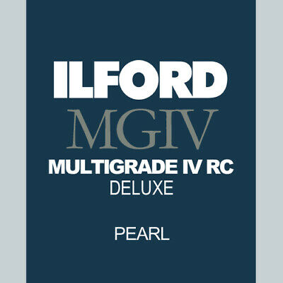 Ilford Multigrade IV RC Pearl 8x10 inches 25 sheets