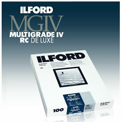 Ilford Multigrade IV RC Pearl 8x10 inches 50 sheets