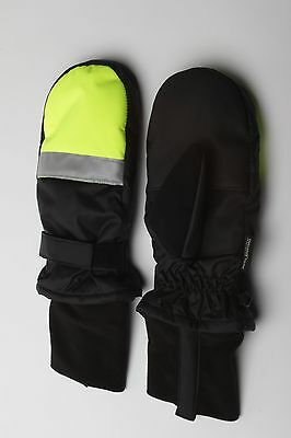 HXT Skiing  Heated Gloves / Mittens.  Microwave No expensive batteries needed.