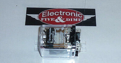 Ice cube Relay 12 Volt DC Potter & Brumfield KUP-11D55-12 DPDT NEW