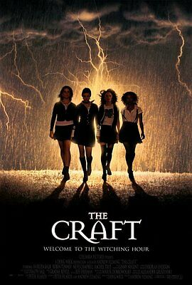 """""""THE CRAFT"""" Movie Poster [Licensed-New-USA] 27x40"""" Theater Size (1996)"""