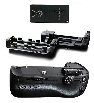 Vertical Battery Hand Grip Holder For Nikon D600 D610 as MB-D14 MBD14 +IR Remote