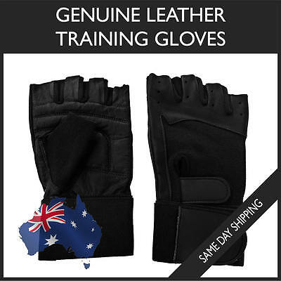 Gym Gloves Training Wrist Wraps Fitness Weight Lifting Workout Cycling Crossfit2