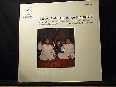 V.A. -  The Music of India 3 - Dhrupads-S (A Musical Anthology Of The Orient 18)