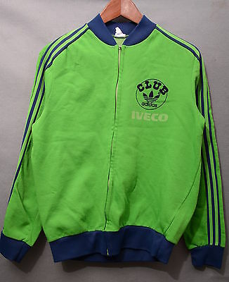 ADIDAS  IVECO  avellinoTRACKTOP 80's TG 48 A673