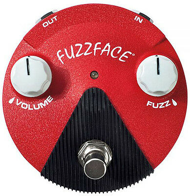 Dunlop FF-M6 Fuzz Face Mini Band Of Gypsys