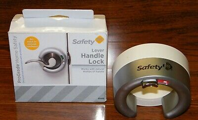 Safety 1st (48448) ProGrade Home Safety Lever Handle Lock Easily Sticks on!