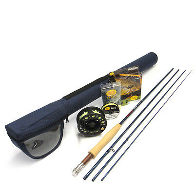 Redington Crosswater 590-4 Fly Rod Outfit FREE SHIPPING IN THE US