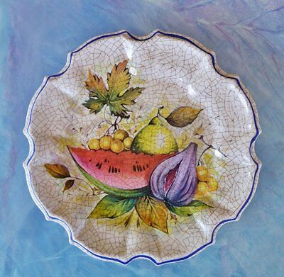KITSCH KITCHEN WALL HANGING *LAMI made in ITALY* HEAVY MELAMINE TYPE MATERIAL