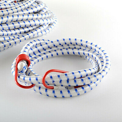 "12pcs - 24""  HEAVY DUTY RED HOOK BUNGEE CORD TIE DOWN STRAP-12 PC"