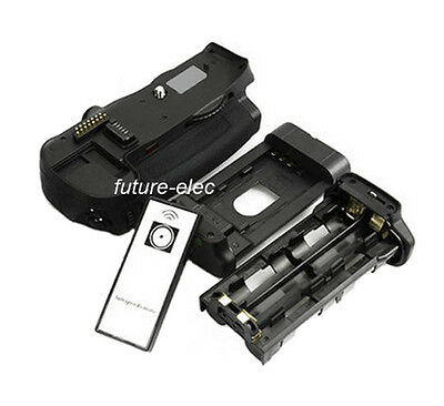 Vertical Battery Hand Grip For Nikon D300 D300S D700 D900 as MB-D10 MBD10+Remote