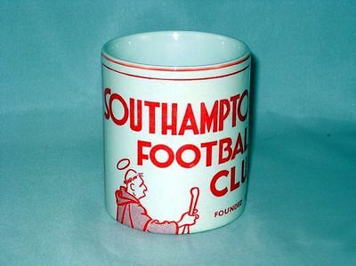 Southampton Football Programme Collectionneurs Grand Neuf MUG