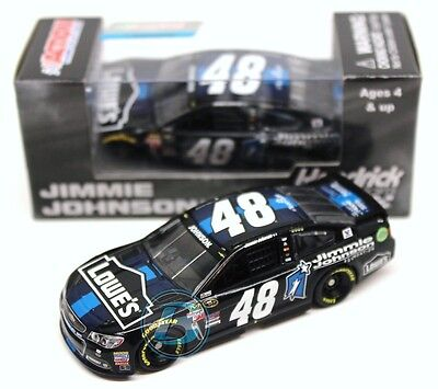 Jimmie Johnson 2015 ACTION 1:64 #48 Lowe's Foundation Chevy SS Nascar Diecast