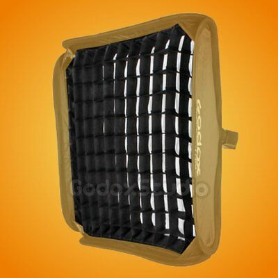 [UK] 60x60cm Honeycomb Grid for Godox S-type Studio Speedlite Flash Softbox