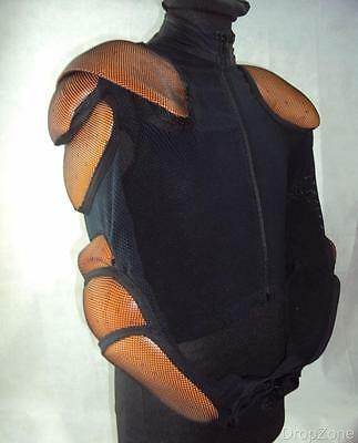 NEW French Riot Police Articulated Protective Body Armour, Film TV, Fancy Dress